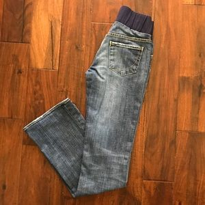 Paper Denim & Cloth maternity jeans